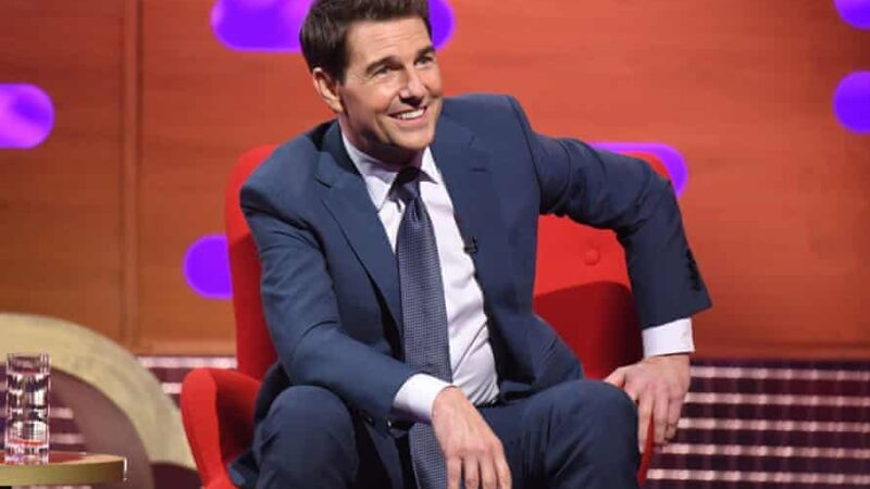 The secret to being Tom Cruise? Three days of chocolate cake