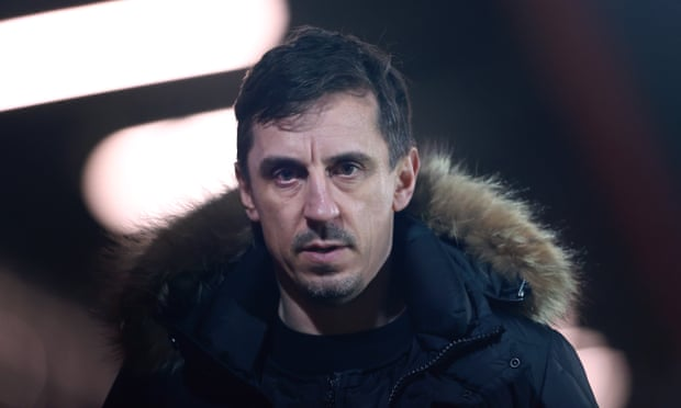 'Pure greed': Gary Neville takes aim at clubs in European Super League