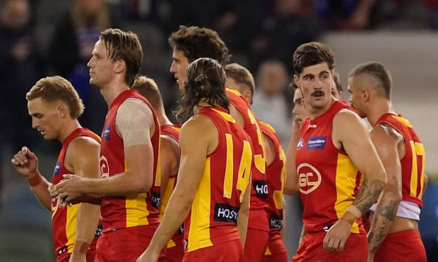 Gold Coast have glitter strip of talent but Suns still unexceptional