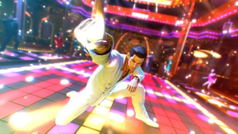 Yakuza 0 is just £4 in the PSN Store Spring sale