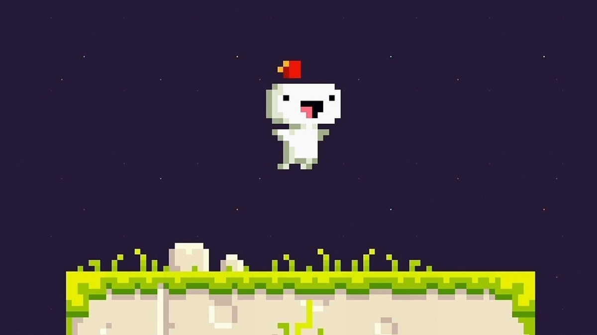 Fez out today on Nintendo Switch